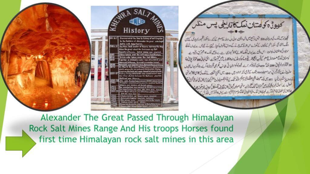 Himalayan Rock Salt History